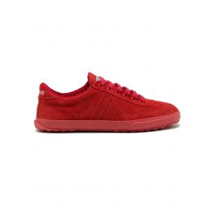 ZAPATILLA EL GANSO MATCH SUEDE MONOCHROME RED