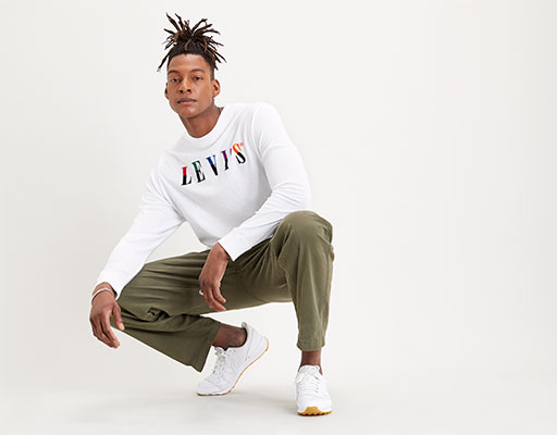 camisetas levi's para hombre