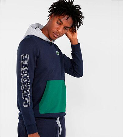 Lacoste comprar online ropa de hombre