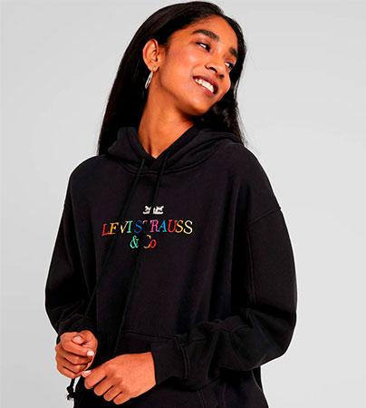 Comprar ropa marca Levis de mujer